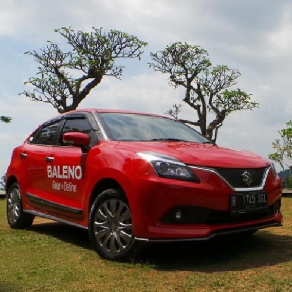 Apa Saja Fitur yang Tertanam di Suzuki Baleno Hatchback?