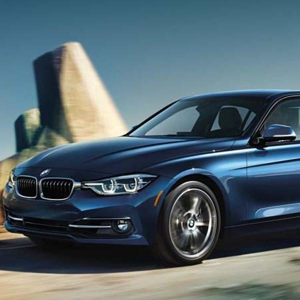 BMW Bawa Seri 3 Terbaru ke Paris