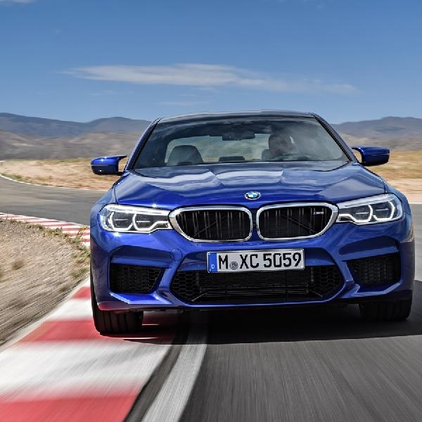 Deskripsi BMW M5 Mulai Terkuak