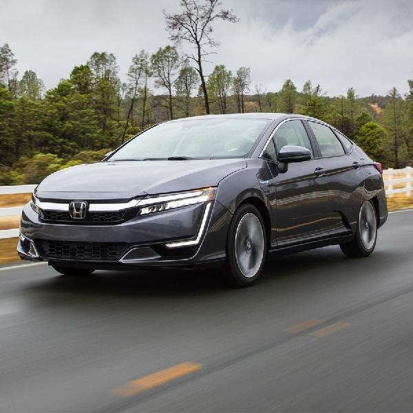 Honda Boyong Clarity ke Jepang