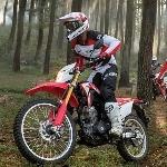 Penjualan Honda CRF150L Naik 71%