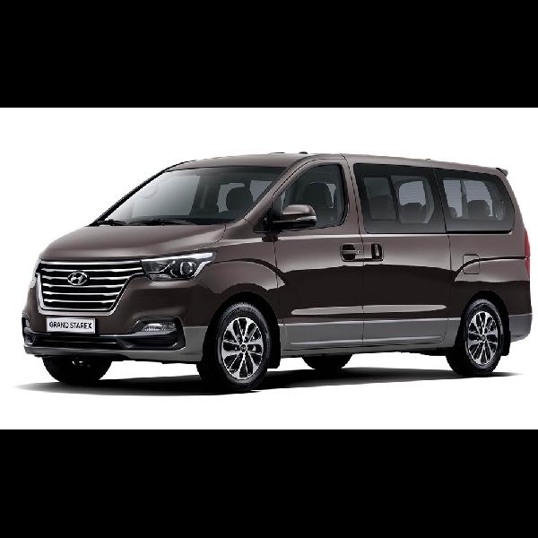 Hyundai Perbarui Tampilan Starex/H1 2018