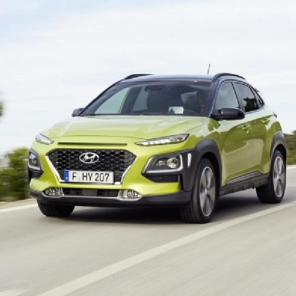 Hyundai Kona Sapa Publik Amerika Serikat