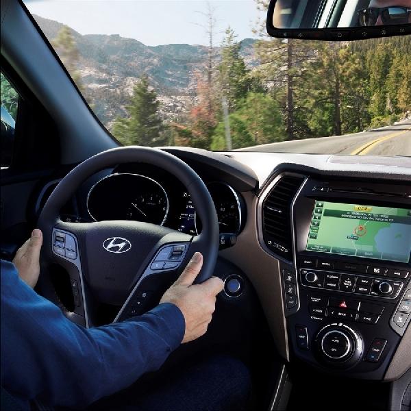 Hyundai Recall Santa Fe Terkait Sistem Kemudi