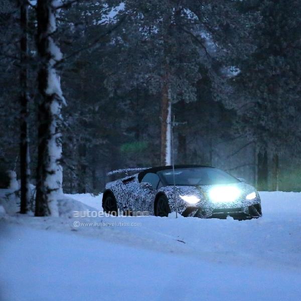 Lamborghini Huracan Performante 2018, Penerus Tipe Spyder