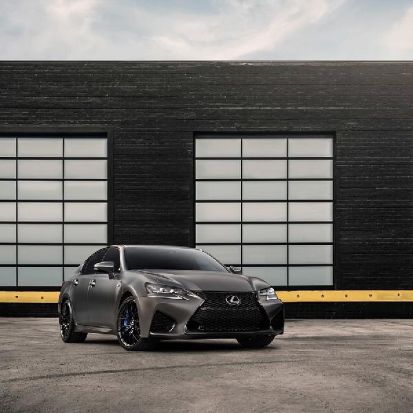 Lexus  Akan Luncurkan Sedan GS F dan Coupe RC F Special Edition