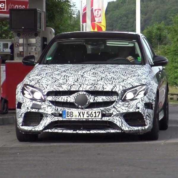 Mercedes-AMG E63 akan Dilengkapi Drift Mode