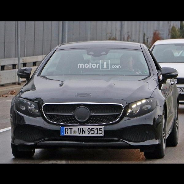 Mercedes E-Class AMG E50 Adopsi Mesin Baru