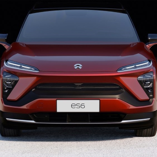 NIO Dorong Pertumbuhan Mobil Listrik di Tiongkok