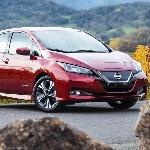 Nantikan Nissan Leaf E-Plus di CES 2019
