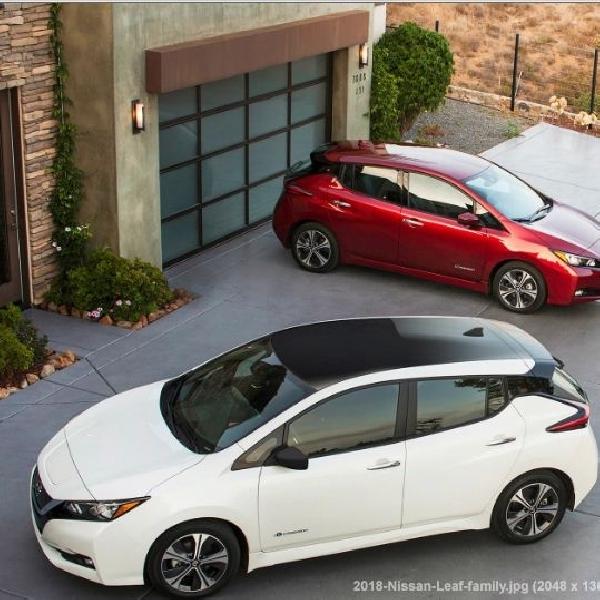Lima Tahun Lagi, Nissan dan Infiniti Keluarkan 6 Mobil Electrik Penuh