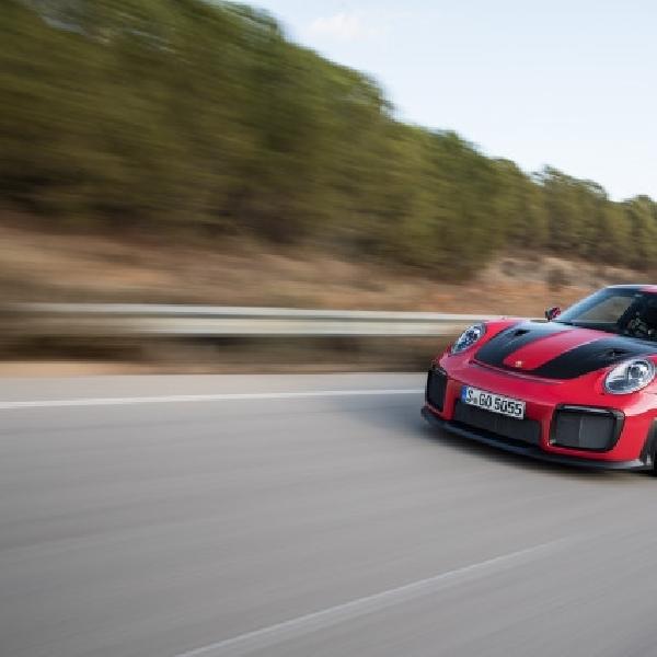 Porsche 911 GT2 R2 2018 Terlalu Cepat untuk Nurburgring