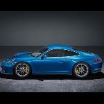 Penerus 911 GT3 Tetap Pertahankan Mesin Naturally Aspirated