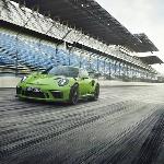Porsche 911 GT3 RS 2018 Terungkap Dengan Wajah Baru Dan Ekstra Steroid
