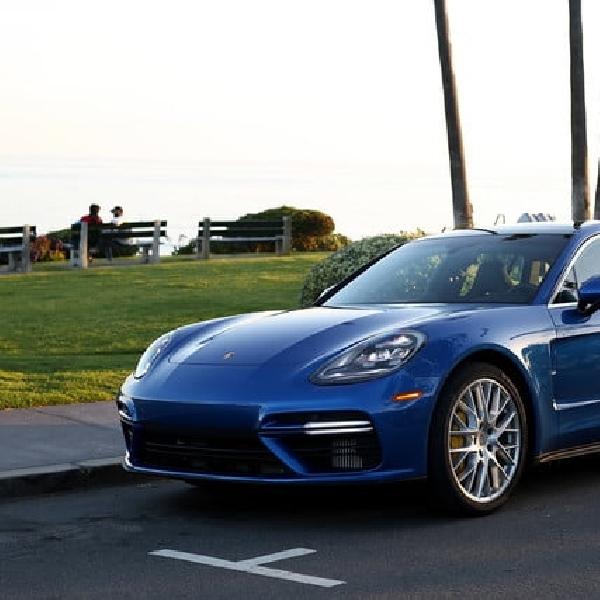 Porsche Panamera Sport Turismo Bakal Hadir di Indonesia