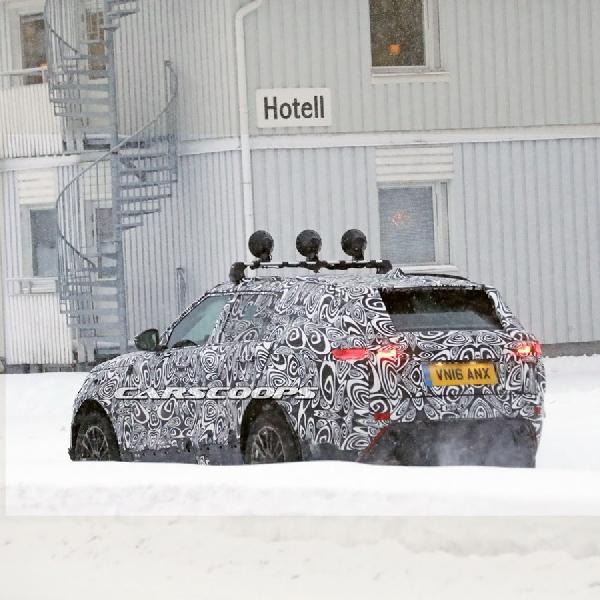 Land Rover Persiapkan Range Rover Sport Coupe