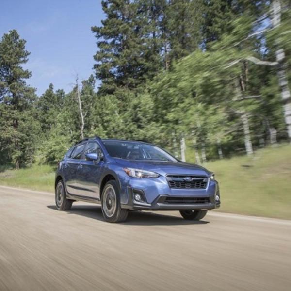Subaru Berencana Luncurkan Crosstrek Versi Hybrid Tahun Depan