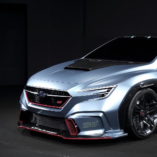 Teaser New Subaru WRX 2022, Mungkinkah Menjadi Sedan Crossover?