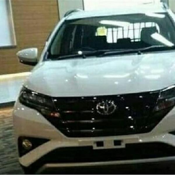 Bocor - Inikah Tampilan dari New Toyota Rush?