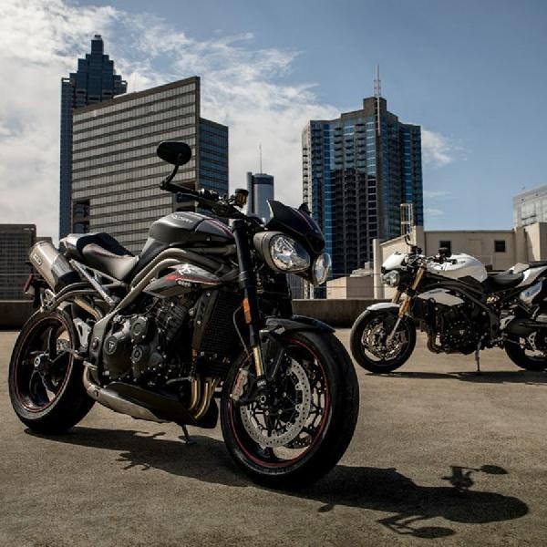 Triumph Speed Triple 2018, Tampil Lebih Kuat, Ringan dan Smart
