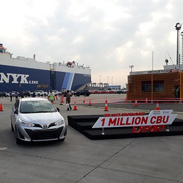 Ekspor Otomotif Bidik Angka 400 Ribu Unit