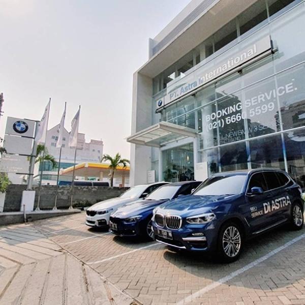 BMW Astra Bantu Pembersihan Sirkulasi Udara Mobil Gratis Untuk BMW & MINI