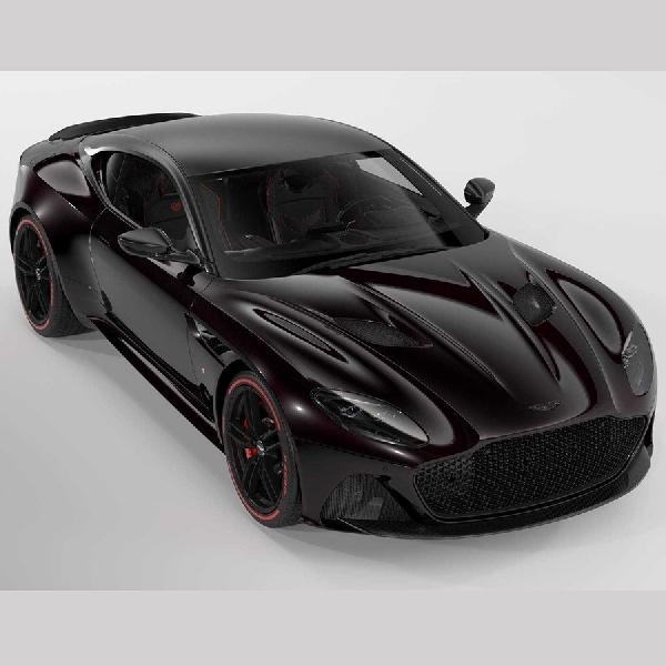 50 Unit Supercar Kolaborasi Aston Martin dan Tag Heuer di DBS Superleggera