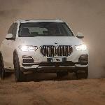 BMW X5 2019 Tampil Maksimal di Maroko