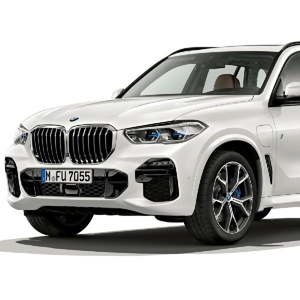 BMW Luncurkan All New X5 Terbaru