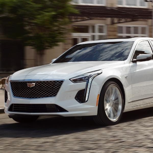 Kembaran Cadillac CT6-V Akan Diproduksi