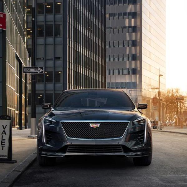 Cadillac CT6 VSport 2019 Gunakan Mesin V8 Bertenaga 550hp