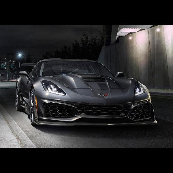 Corvette ZR1 Akhirnya Kembali