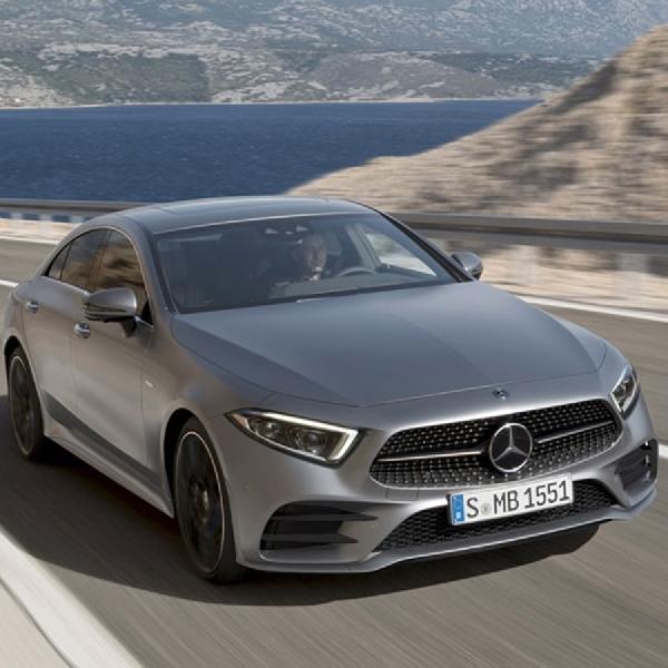 Tingkatkan Keamanan, Mercedes-Benz Ciptakan Sistem Ini