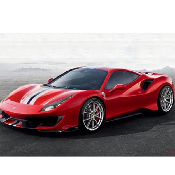 Ferrari Gunakan Nama Lain Untuk 488 Pista