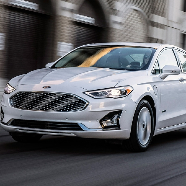 Ford Amerika akan Ubah Model Fusion