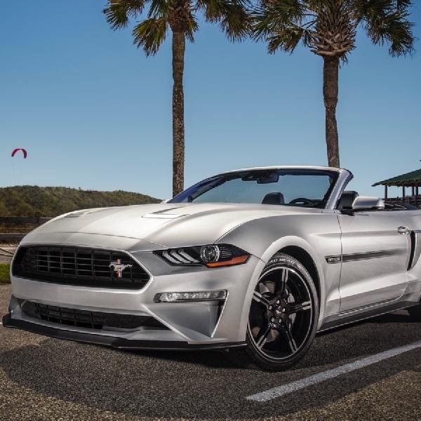 Ford Mustang 2021 akan berbagi platform dengan Ford Explorer