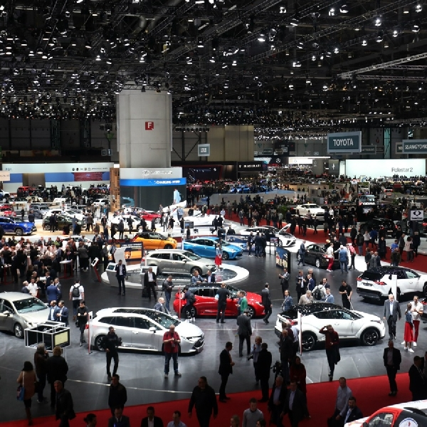 Geneva Motor Show Diundur Akibat Virus Corona