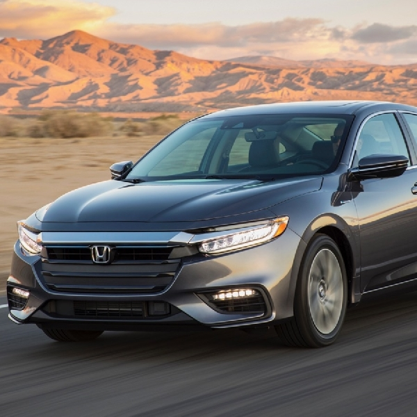 Honda Insight 2019 Dijual Mulai Rp 334 Jutaan