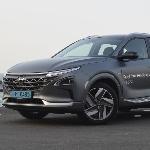 Hyundai Nexo Raih Top Safety Pick+ Award