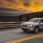 Ini Dia Wajah Baru Jeep Cherokee 2019