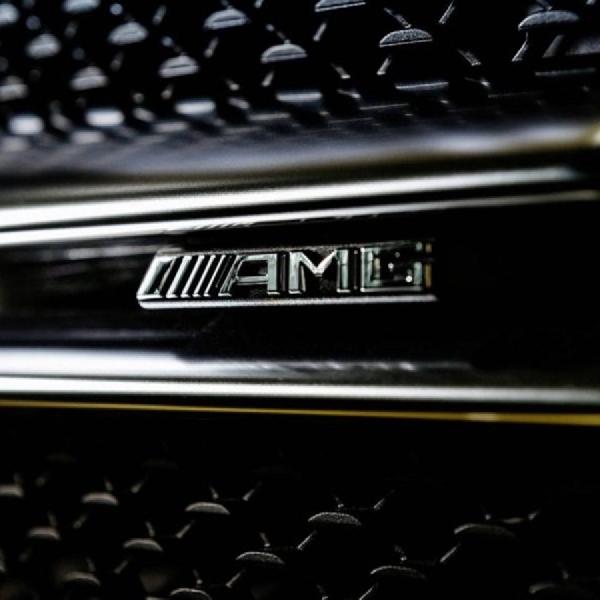 Jelang Peluncuran, Mercy Rilis Teaser Mercedes-AMG 35 2019