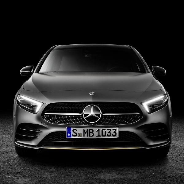 Mercedes-Benz A-Class Resmi Lakukan Debut Dunianya