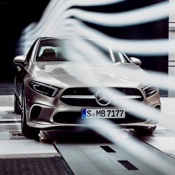 Mercedes-Benz akan Rilis Mobil Paling Aerodinamis di Dunia