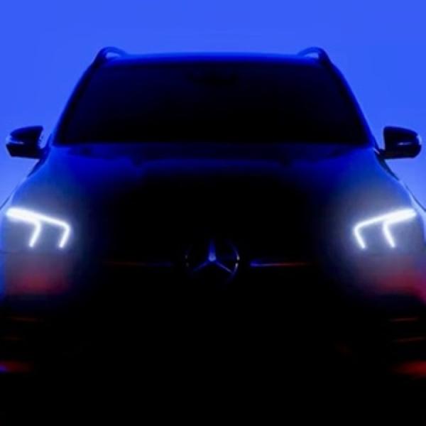 Mercedes-Benz GLE Akan Gunakan Teknologi Plug-In Hybrid