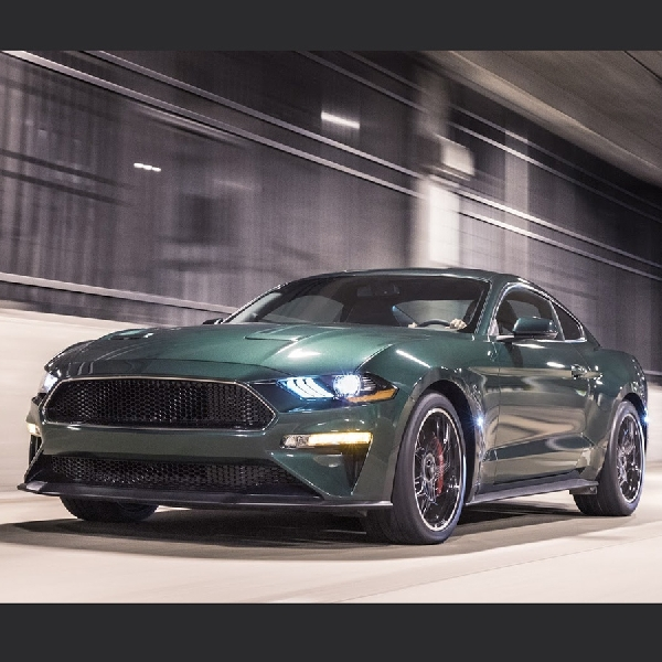 Ford Hidupkan Kembali Mustang Bullitt