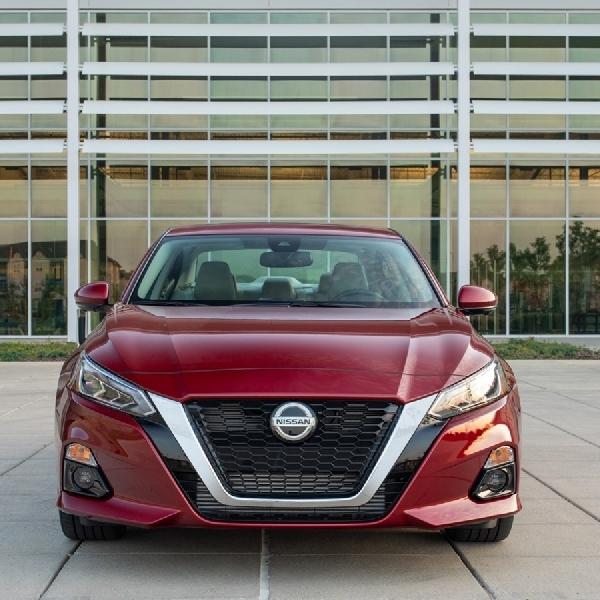 Diluncurkan, Nissan Altima Edition One Punya Tiga Pilihan Warna