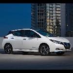 Nissan Leaf Plus Tawarkan Kinerja Mid Range Lebih Baik Hadir di CES 2019