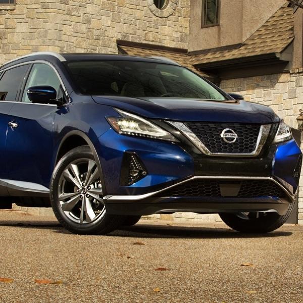 Nissan Murano 2019, Lebih Gahar dan Tegap