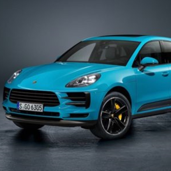 Porsche Macan 2019 Diproduksi di Leipzig