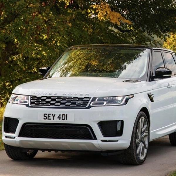 Range Rover Sport 2019  Miliki Beberapa Peningkatan Teknologi